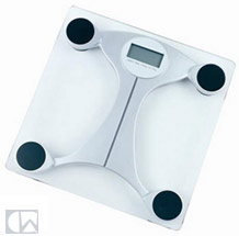 Newline Well Balance Digital Glass Scale
