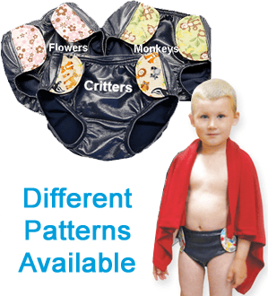 SoSecure Children's Swim Diapers