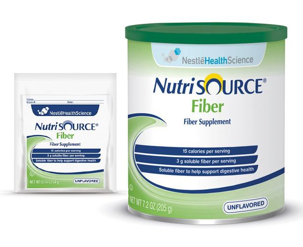 NESTLE NUTRITION Nestle Nutrisource Fiber Powder
