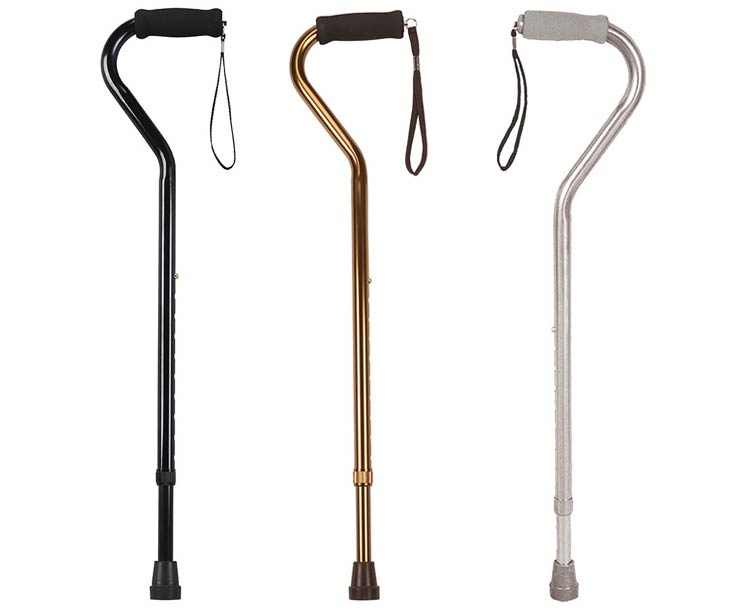 Drive Medical Offset Handle Cane