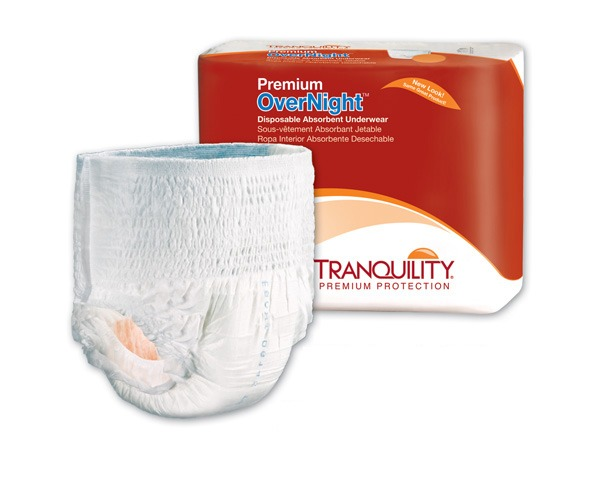 TRANQUILITY / PBE Tranquility Premium Overnight Disposable Underwear