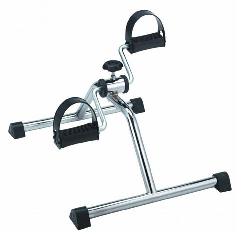 Pedal Exerciser, Assembled