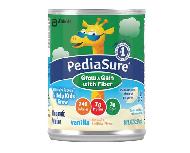 Abbott Nutrition Pediasure with Fiber