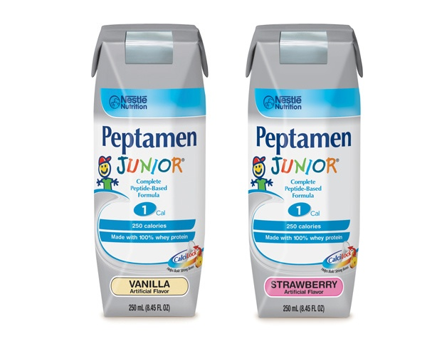 Nestle Nutrition Peptamen Junior, Oral
