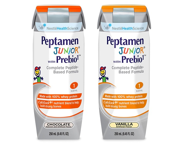 NESTLE NUTRITION Peptamen Junior with PREBIO