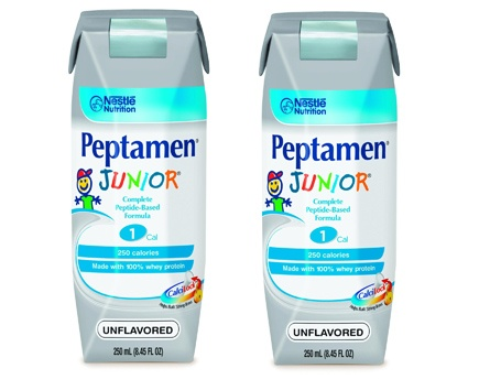 Peptamen Junior, Unflavored