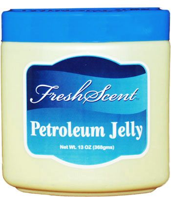 NEW WORLD IMPORTS White Petroleum Jelly