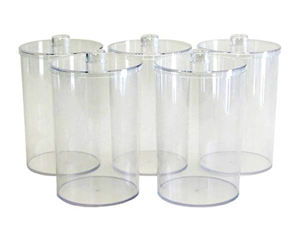 Graham Field Plastic Sundry Jars
