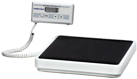 Digital 2-Piece Platform Scale