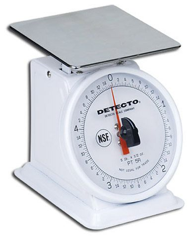Detecto PT Series Mechanical Dial Type Portion Scale