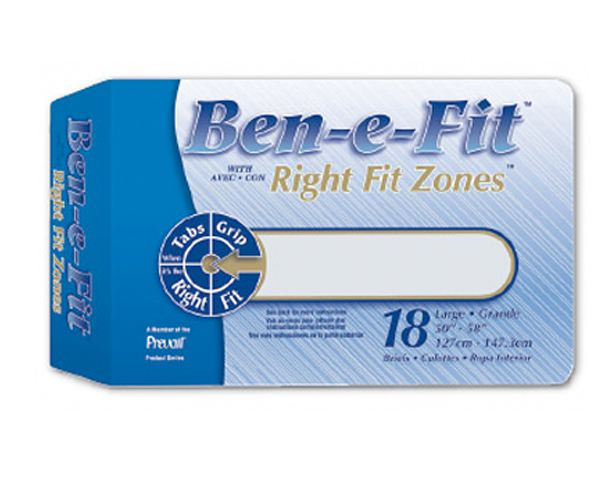 FIRST QUALITY PRODUCTS Ben-e-Fit Adult Briefs