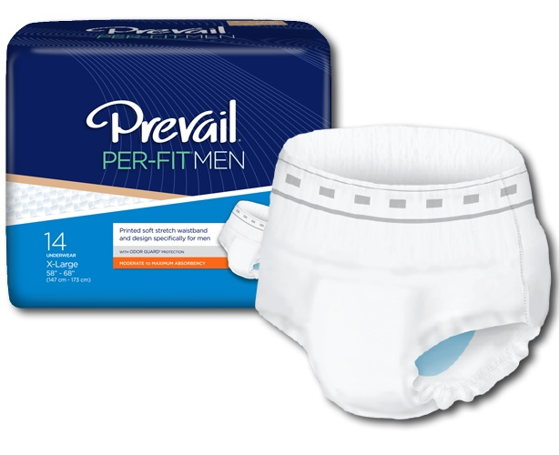 First Quality Products Prevail Per-Fit Underwear for Men