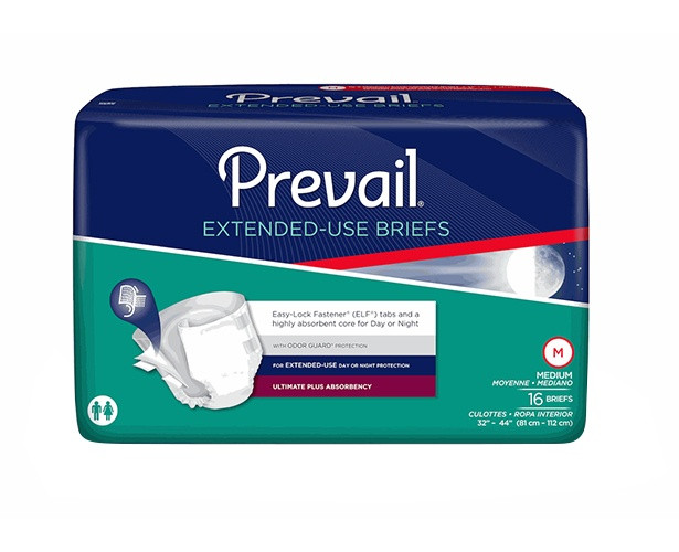 PREVAIL Prevail PM Extended Wear Briefs