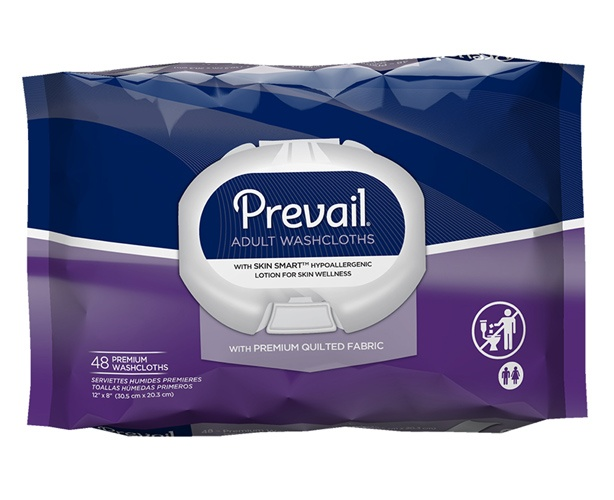 FIRST QUALITY PRODUCTS Prevail Premium Cotton Washcloths