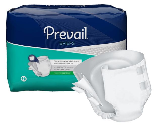 PREVAIL Prevail Specialty Size Adult Briefs