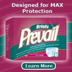CWI Medical-Prevail Adult Briefs