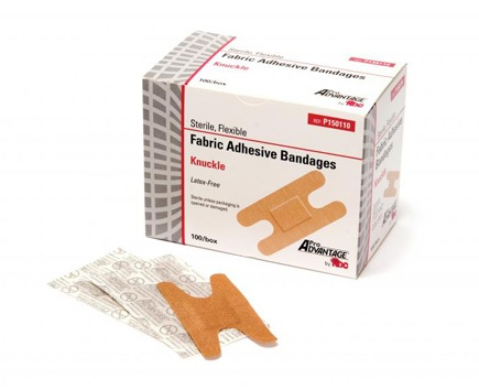 Pro Advantage Knuckle Adhesive Bandages