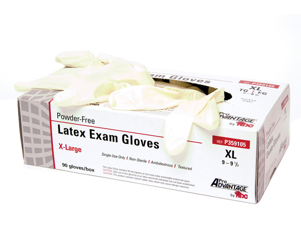 Pro Advantage Pro-Advantage Powder Free Latex Exam Gloves