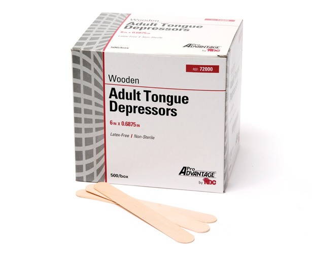 Pro Advantage Pro Advantage Tongue Depressors