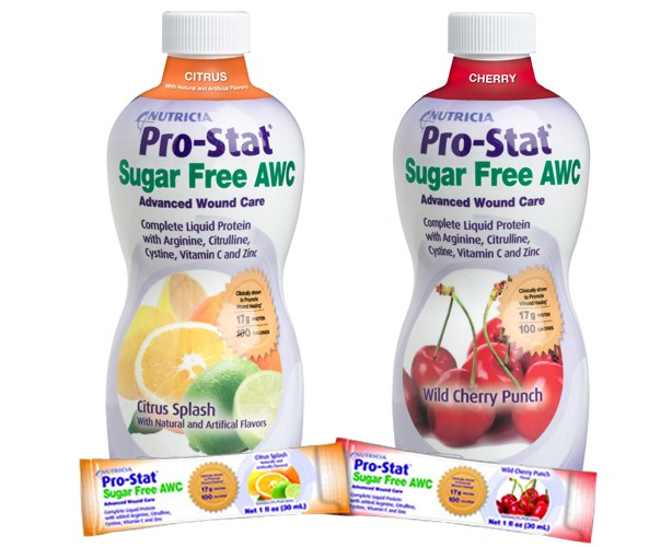 PRO-STAT LIQUID PROTEIN Pro-Stat AWC Sugar Free Advanced Wound Care Liquid Protein