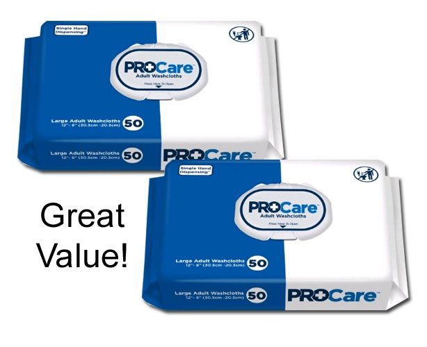First Quality Procare Wet Wipes