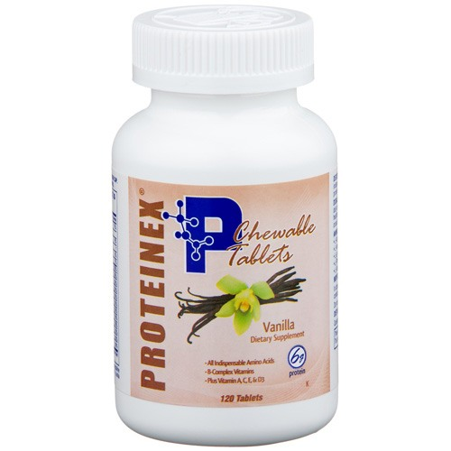Proteinex Chewable Tablets