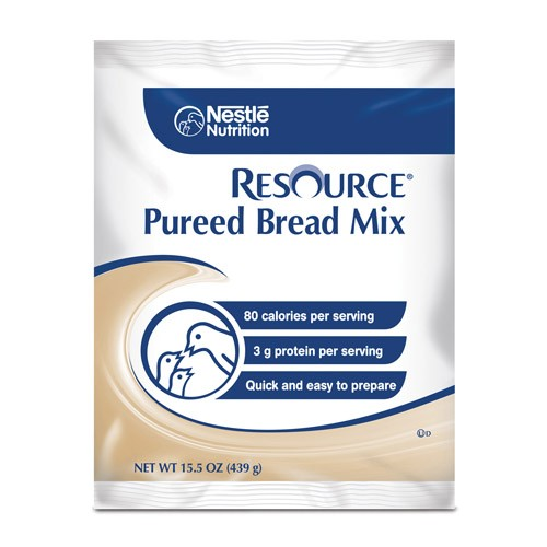NESTLE NUTRITION Resource Puree Solutions Pureed Bread Mix
