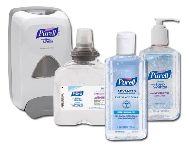 PURELL Purell Instant Hand Sanitizer