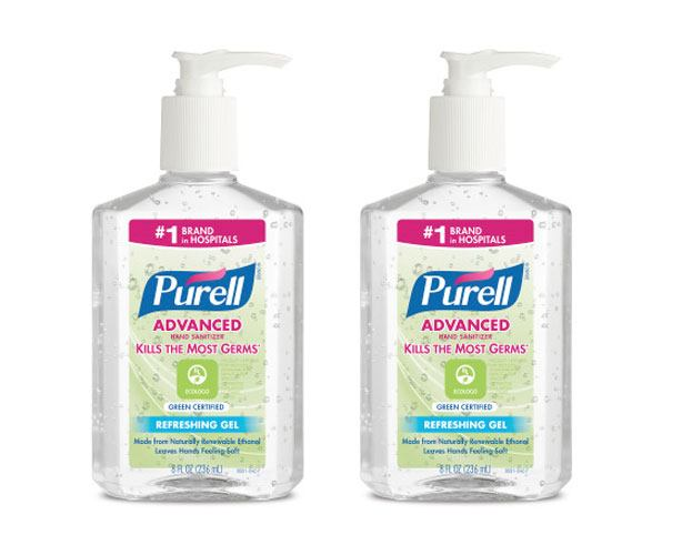 PURELL Purell Certified Green Hand Sanitizer