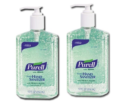 PURELL Purell Advanced Hand Sanitizer with Aloe