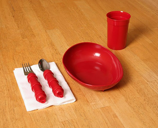 Redware Tableware - Basic
