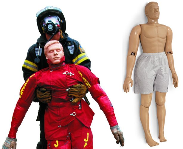 Anatomical World Wide Rescue Randy Large Body Manikin