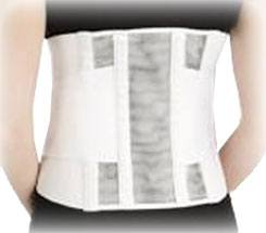 DJ Ortho Sacro-Lumbar Support with Mesh Back