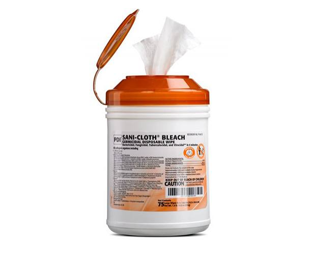 PDI Inc PDI Sani-Cloth Bleach Wipe