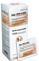 Professional Disposables PDI Sani-Cloth Bleach Wipe, X-Large