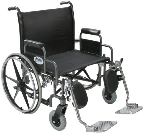 Drive Medical Elevating Leg Rests for Sentra Wheelchair