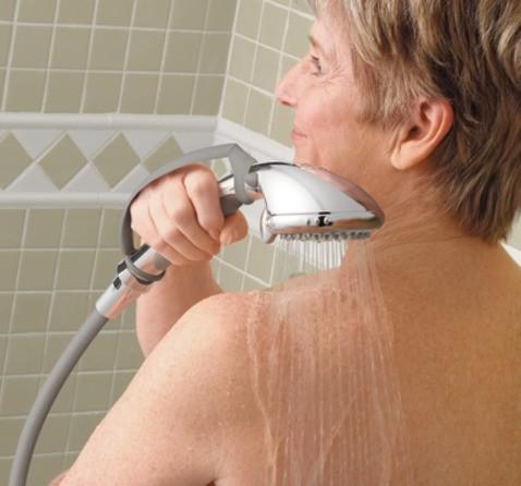 Moen Pause Control Handheld Shower