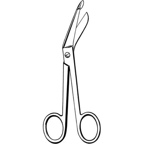 Sklar Surgical Instruments Econo Lister Bandage Scissors