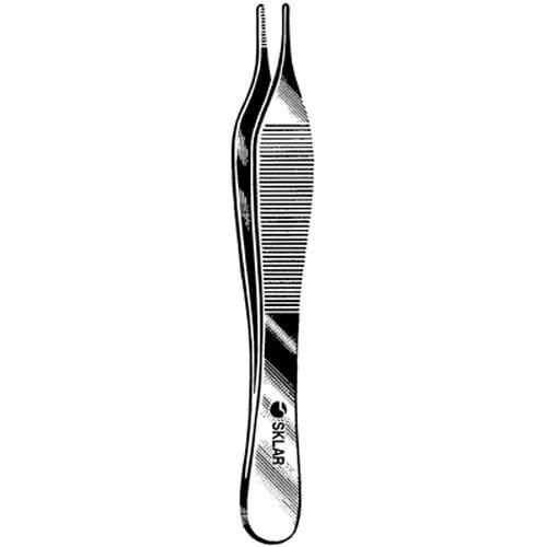 Sklar Surgical Instruments Sklar Adson (Ewald) Dressing Forceps