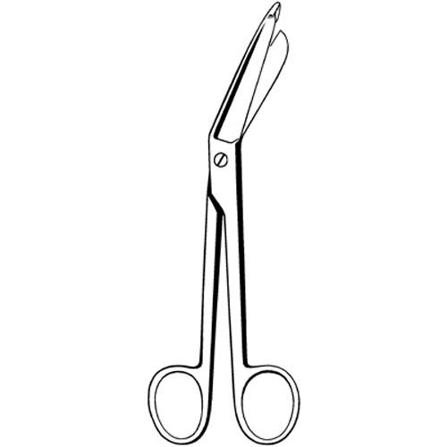 Sklar Surgical Instruments Merit Lister Bandage Scissors