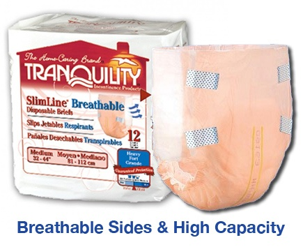 Principle Business Enterprises SlimLine Breathable Briefs
