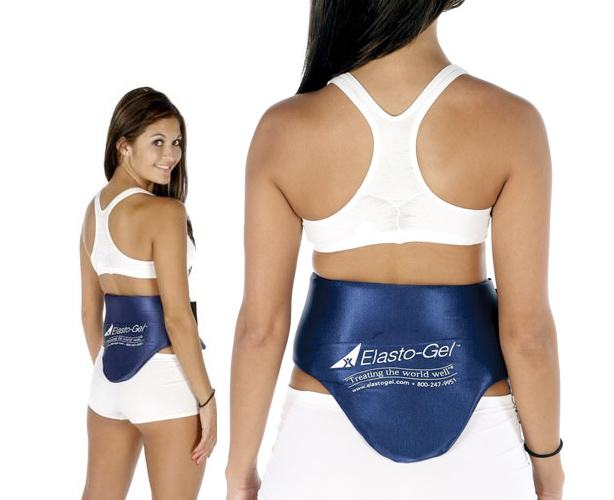 Southwest Technologies Southwest Elasto-Gel Lumbar Wrap