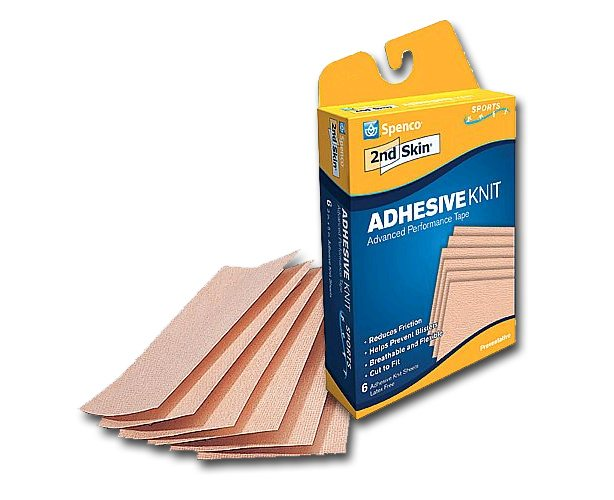 SPENCO Spenco 2nd Skin Adhesive Knit Breathable Bandage