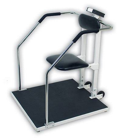 Detecto Scales 6868 Bariatric Stand-On Scale