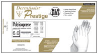Innovative Healthcare Dermassist Prestige Polyisoprene Sterile Powder-Free Gloves