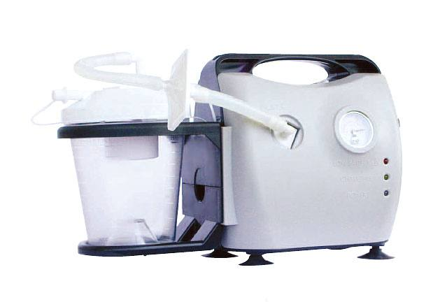 Portable AC/ DC Suction Machine with Case