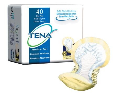 TENA Absorbent Pads for 2 Piece System