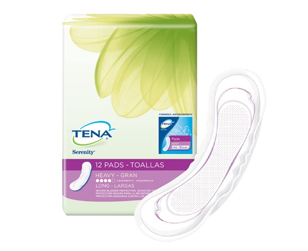 TENA Serenity Pads Heavy Long