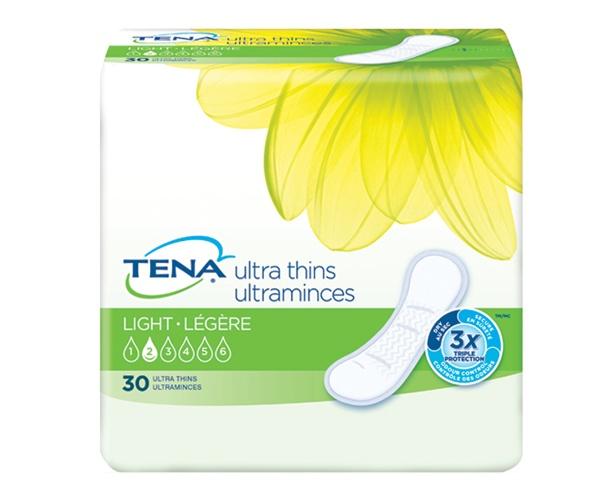 SCA / TENA TENA Serenity ACTIVE Ultra Thin Pads