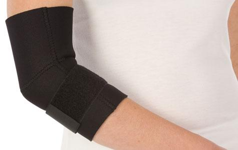 DJ Ortho Tennis Elbow Support Brace